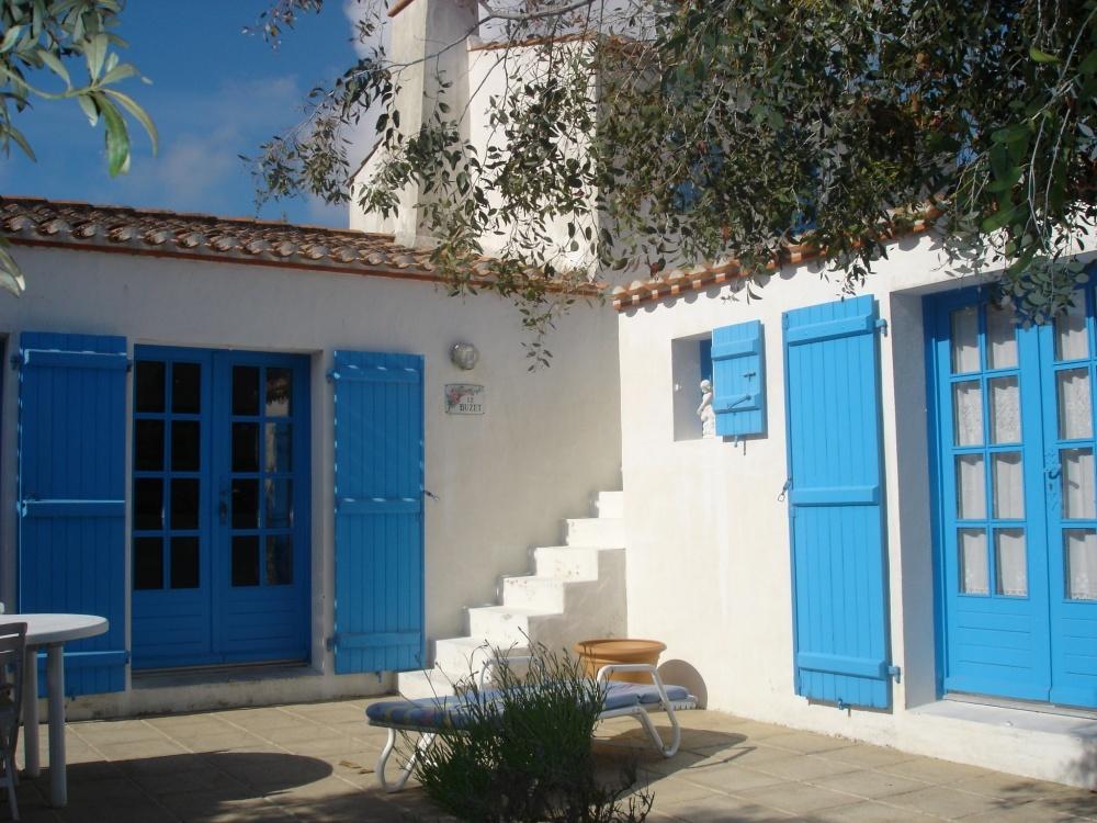 le buzet bleu chambres dhtes noirmoutier en lile