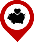 icone tirelire